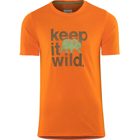 Columbia Miller Valley T-shirt manches courtes Homme, backcountry orange